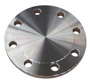 Alloy Steel Blind Flange manufacturer India