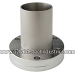 601 Inconel Flange with Tube