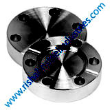 ASTM A694 High Yield CS Conflat Flanges Manufacturers in India