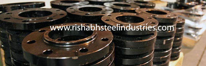 High Yield CS ASTM A694 Pipe Flanges Manufacturers in India