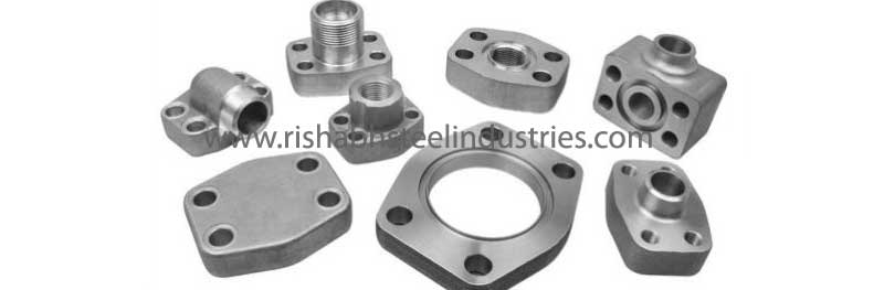 Hydraulic Sae Flange Manufacturers in Stainless steel and