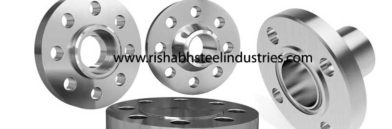 Manufacturer of PN40 Stainless Steel Flange in India