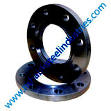 ASTM A694 High Yield CS Ring Type Joint Flanges Manufacturers in India