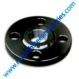 ASTM A694 High Yield CS Threaded / Screwed Flanges Manufacturers in India
