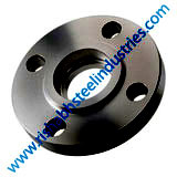 ASTM A694 High Yield CS Socket Weld Flanges Manufacturers in India