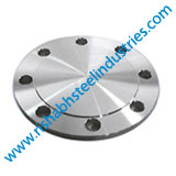 ASTM A182 F321 Blind Flanges