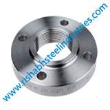ASTM A182 F321H Threaded Flanges