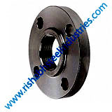 ASTM A694 High Yield CS Threaded Flanges Manufacturers in India