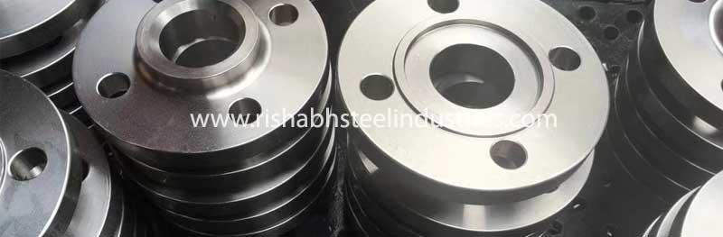 Titanium Grade 5 Flanges Manufacturers, Titanium Gr 5 BLRF
