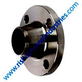 ASTM A694 High Yield CS Weld Neck Flanges Manufacturers in India