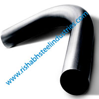 ASTM A234 WP5 Alloy Steel  5D Pipe Bend Manufacturers in India