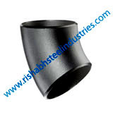 carbon steel socket weld 45 Degree Elbow Manufacturers in India