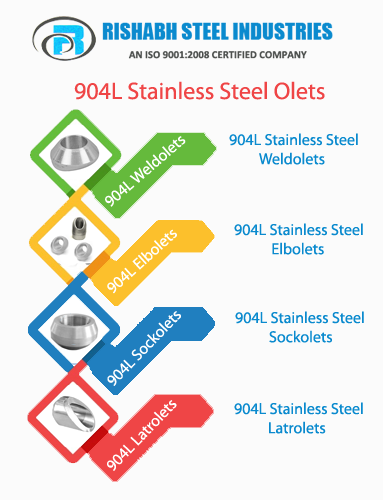Manufacturer of 904L Stainless Steel Olets