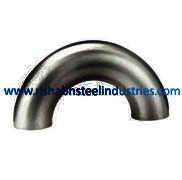 Alloy Steel ASTM A234 WP1 180° Elbow Manufacturer in India