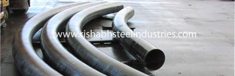 ASTM A234 WP5 Pipe Bends Manufacturers in India