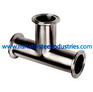 Alloy Steel ASTM A234 WP1 Reducing Tee Manufacturer in India