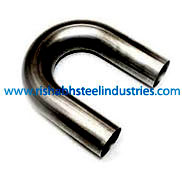 Alloy Steel ASTM A234 WP1 U Bend Manufacturer in India