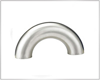 Stainless Steel 180 Degree Short Radius Elbows Manufacturers in India