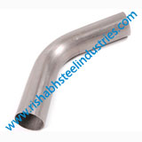ASTM A403 WP347H 3D Pipe Bend Manufacturers in India