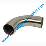 ASTM A403 WP347H 5D Pipe Bend Manufacturers in India