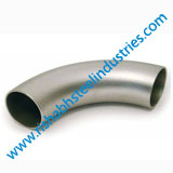 ASTM A403 WP347H Welded Pipe Bend Manufacturers in India
