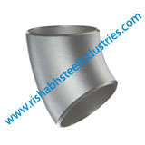 Hastelloy c276 45 Degree Elbow Manufacturers in India