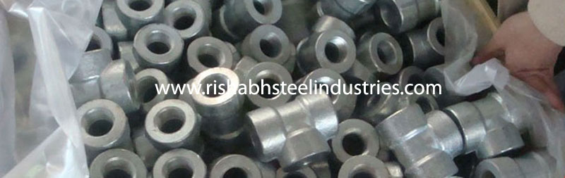 Manufacturer of Inconel Socket Weld Fittings in India