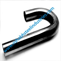 ASTM A234 WP5 Alloy Steel  J Pipe Bend Manufacturers in India