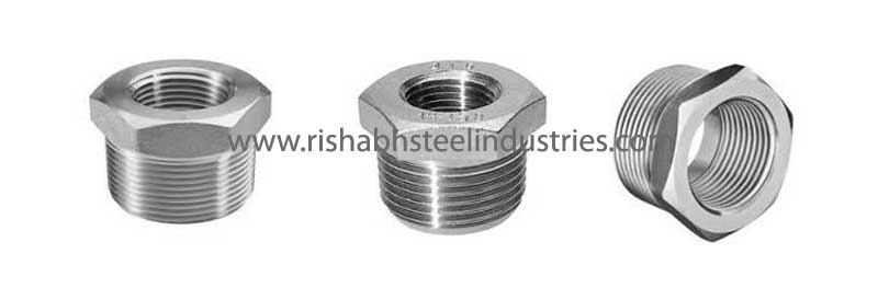 Manufacturer of Screwed Threaded Bushing in India