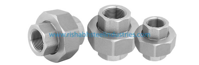 Stainless Steel Threaded Union Manufacturers in India