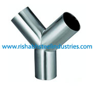 316 Stainless Steel Lateral Tee Manufacturers in India