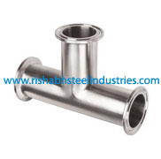 316 Stainless Steel Reducing Tee Manufacturers in India