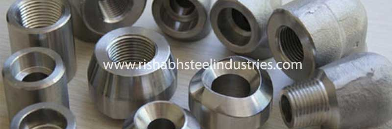 Titanium Forged Fittings, Titanium Grade 2, Gr 5 Forged Pipe