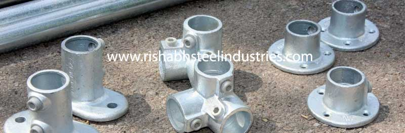 Manufacturer of ASME B16.9 Two Joint Fittings in India