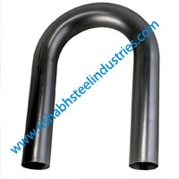 ASTM A234 WP5 Alloy Steel  U Pipe Bend Manufacturers in India