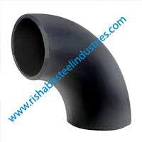 ASTM A234 WP5 Alloy Steel  Seamless Pipe Bend Manufacturers in India
