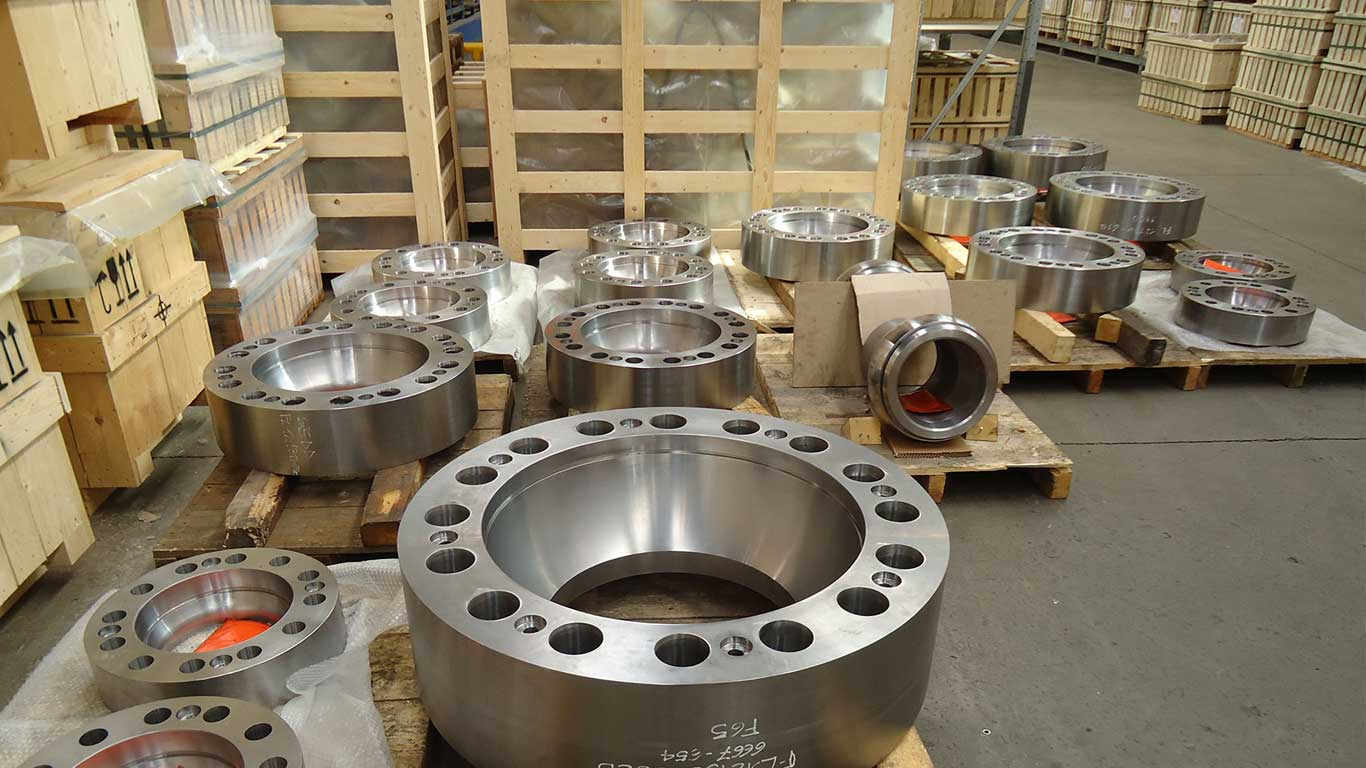 Supplier of Stainless Steel Flanges