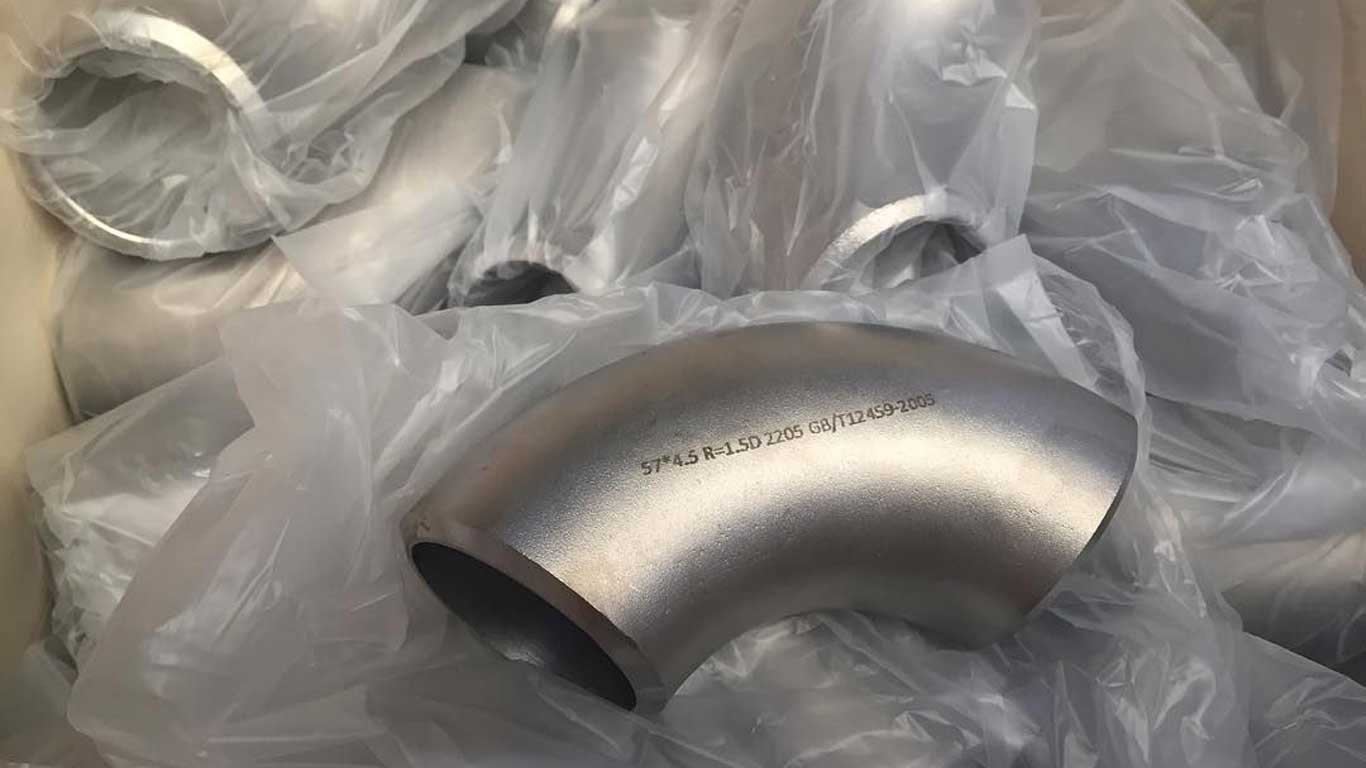 Supplier of Stainless Steel Pipe Fittings